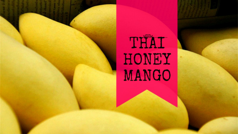 Thai Honey Mango